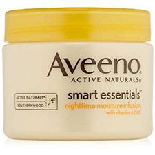 Aveeno+smart+essentials+nighttime+moisture+infusion