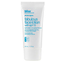 Bliss+fabulous+face+lotion+with+spf+15
