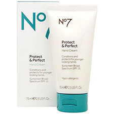 Boots+protect+%26+perfect+hand+cream+spf+15
