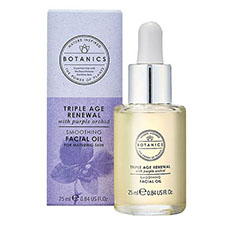 Botanics+triple+age+renewal+facial+oil
