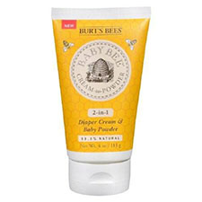Burt%27s+bees+baby+bee+cream to powder