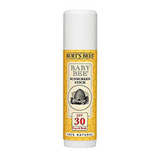 Burt%27s+bees+baby+bee+spf+30+sunscreen+stick