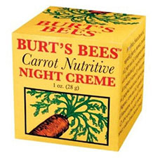 Burt%27s+bees+carrot+nutritive+night+creme