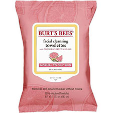 Burt%27s+bees+facial+cleansing+towelettes+pink+grapefruit