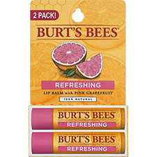 Burt%27s+bees+refreshing+lip+balm+with+pink+grapefruit