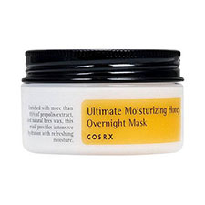 Cosrx+ultimate+moisturizing+honey+overnight+mask