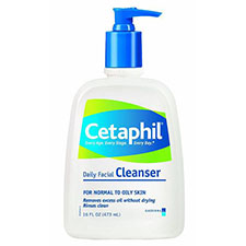 Cetaphil+daily+facial+cleanser+for+normal+to+oily+skin