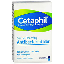 Cetaphil+gentle+cleansing+antibacterial+bar+for+skin
