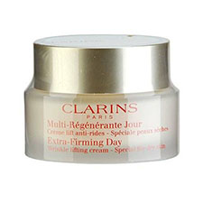 Clarins+extra firming+day+wrinkle+lifting+cream%2c+special+for+dry+skin