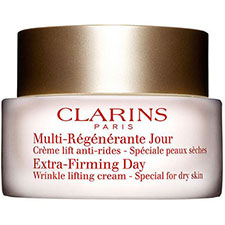 Clarins+extra firming+day+wrinkle+lifting+cream+for+dry+skin