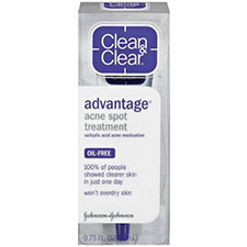Clean+%26+clear+advantage+acne+spot+treatment