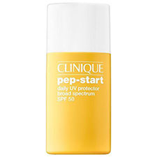Clinique+pep start+daily+uv+protector+broad+spectrum+spf+50