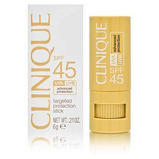 Clinique+sun+broad+spectrum+spf+45+sunscreen+targeted+protection+stick