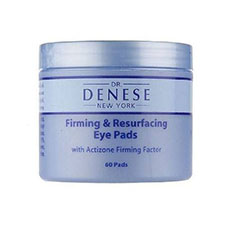 Dr.+denese+new+york+firming+%26+resurfacing+eye+pads
