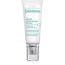 Exuviance+optilight+all over+dark+spot+minimizer+spf25