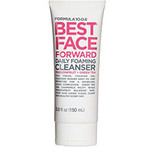 Formula+10.0.6+best+face+forward+daily+foaming+cleanser