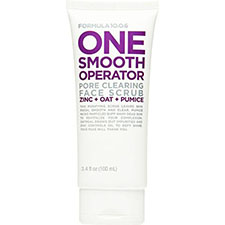 Formula+10.0.6+one+smooth+operator+pore+clearing+face+scrub