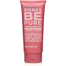 Formula+10.0.6+pores+be+pure+skin clarifying+mask