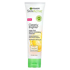Garnier+skinactive+clean%2b+clearly+brighter+exfoliating+cleanser