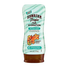 Hawaiian+tropic+silk+hydration+after+sun+ultra+hydrating+lotion+and+soothing+aloe+gel+coconut+papaya