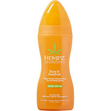 Hempz+yuzu+%26+starfruit+daily+herbal+moisturizing+dry+oil+body+spray+broad+spectrum+spf+30