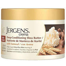 Jergens+crema+deep conditioning+oatmeal