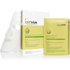 Karuna+exfoliating%2b+face+sheet+masks