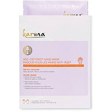 Karuna+single+age defying%2b+hand+mask