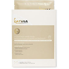 Karuna+single+hydrating%2b+hand+mask