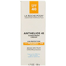 La+roche posay+anthelios+40+sunscreen+cream+spf+40