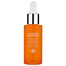 Lumene+bright+now+vitamin+c+hyaluronic+essence