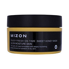 Mizon+enjoy+fresh+on+time+sweet+honey+mask
