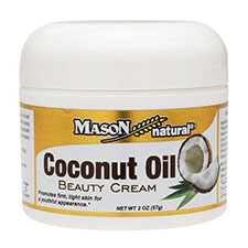 Mason+natural+coconut+oil+beauty+cream