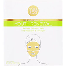 Miss+spa+youth+renewal+hydrogel+facial+mask