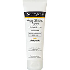 Neutrogena+age+shield+face+sunblock+lotion+spf+110+with+helioplex
