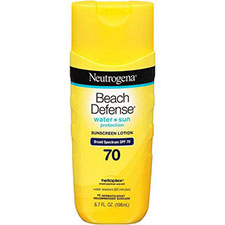 Neutrogena+beach+defense+sunscreen+lotion+spf+70