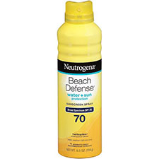 Neutrogena+beach+defense+sunscreen+spray+spf+70