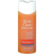 Neutrogena+body+clear+body+scrub