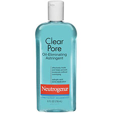 Neutrogena+clear+pore+oil controlling+astringent