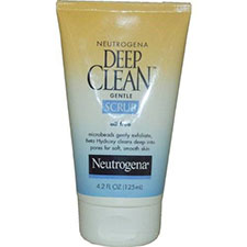 Neutrogena+deep+clean+gentle+scrub