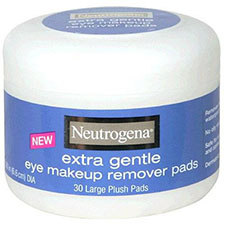 Neutrogena+extra+gentle+eye+makeup+remover+pads