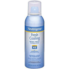 Neutrogena+fresh+cooling+body+mist+sunscreen+spf+45