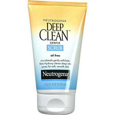 Neutrogena+gentle+scrub+ +oil+free