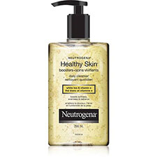 Neutrogena+healthy+skin+boosters+daily+gel+cleanser
