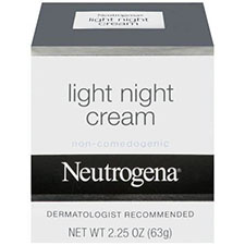 Neutrogena+light+night+cream