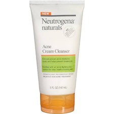 Neutrogena+naturals+acne+cream+cleanser
