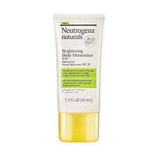 Neutrogena+naturals+brightening+daily+moisturizer+with+sunscreen+broad+spectrum+spf+25