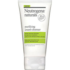 Neutrogena+naturals+purifing+cream+cleanser