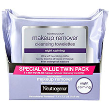 Neutrogena+night+calming+makeup+remover+towelettes+twin+pack