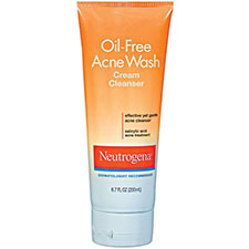 Neutrogena+oil+free+acne+wash+cream+cleanser